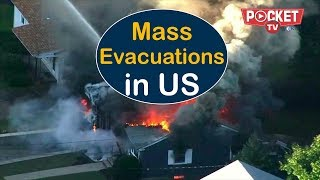 Fire, gas explosions in US | Bhim Army