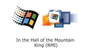 Microsoft Windows - In the Hall of the Mountain King (RMI)