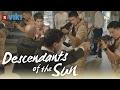 Download Video Download Descendants of the Sun - EP4 | Gun Standoff [Eng Sub] 3GP MP4 FLV