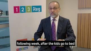 Theo Paphitis explains why he set up Small Business Sundays - 123 Reg