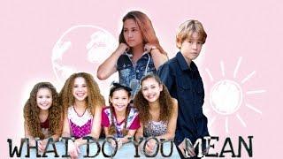 Haschak Sisters | Alisa Son | Ky Baldwin - What do you mean battle (Justin Bieber`s originally)