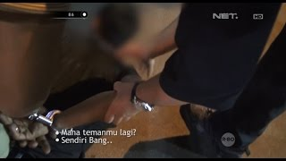 Tangkap Bandar, Pelaku Simpan Paket Narkoba di Kantong Celana (Part 2) - 86