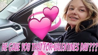 HE GOT YOU WHAT FOR VALENTINES??? | MOMMY MAKEOVER