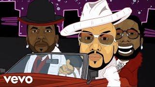 Big Boi - In the South ft. Gucci Mane, Pimp C