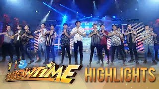 "It's Showtime: The Hashtags Deliver A ""kilig""-worthy Performance For Their Third Anniversary"