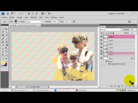 I Want - Wallpaper En Photoshop (Facil)