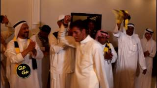 تكريم العندليب صالح القرني في مدينة رابغ الاستاذ مطر البلادي