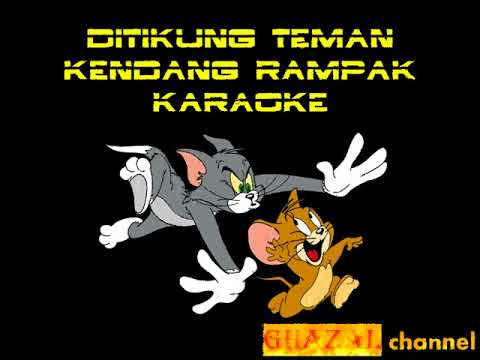 ditikung teman sandrina versi kendang rampak karaoke - Bang Fa'iZ