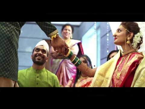 Marathi Wedding - Siddhant and Kaehalee Wedding Video