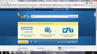 5 Ways to make Money on internet using ADFLY 10$-15$ a day not FAKE