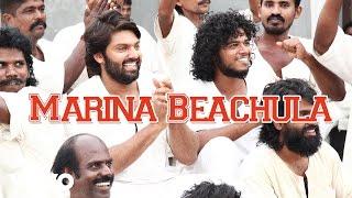 Purampokku - Marina Beachula Video |Vijay Sethupathi, Karthika