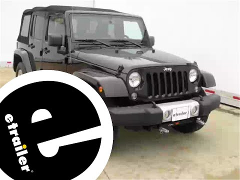 Jeep Wrangler 50 inch LED Light bar Installation - video download
