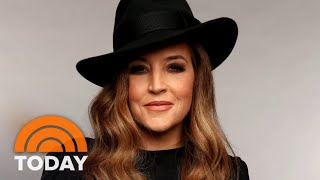 Lisa Marie Presley Opens Up To Jenna Bush Hager About New Album And Her Father's Legacy   TODAY