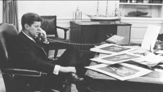 Salen a la luz las últimas grabaciones de Kennedy