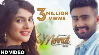 Mehndi(Full HD)●Harman Maan Ft Ariya●New Punjabi Songs 2016●Latest Punjabi Song 2016