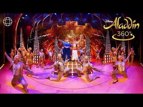 Xxx Mp4 Friend Like Me 360° Performance ALADDIN On Broadway 3gp Sex