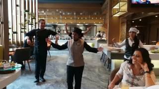Flash Dance At GRT Hotels, Chennai
