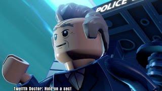 LEGO Dimensions Walkthrough Part 5 - LEGO Doctor Who