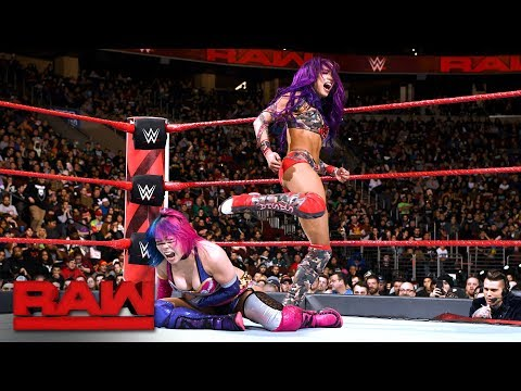 Xxx Mp4 Asuka Vs Sasha Banks Raw Jan 29 2018 3gp Sex