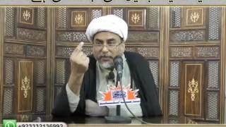 Kiya taqleed tabdil ki jah sakti hai? - Maulana Aamir Raza Yasoobi