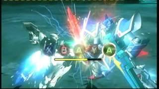 Dynasty Warriors Gundam 3 Ending Eng Dub Final Battle with Knight Gundam
