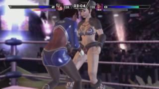Rumble Roses XX Live Stream HD 10/15/16