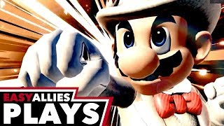 Easy Allies Plays Super Smash Bros. Ultimate - Launch Night Party
