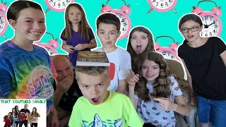 7 SECOND CHALLENGE WITH COUSINS / That YouTub3 Family