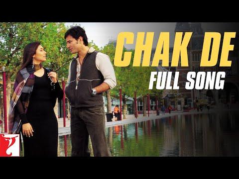 Chak De - Full Song | Hum Tum | Saif Ali Khan | Rani Mukerji | Sonu Nigam | Sadhana Sargam-hdvid.in