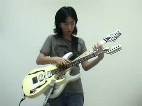 すごいテクニック...ギターでスーパーマリオ