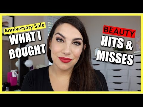 Xxx Mp4 NORDSTROM SALE Beauty Haul Hits Misses Collab With LisaJMakeup 3gp Sex