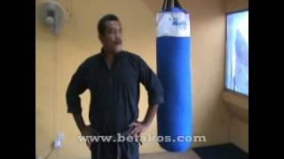 BETAKOS - Beladiri Tangan Kosong - Master Ruzaidi Abd Rahman - Intro