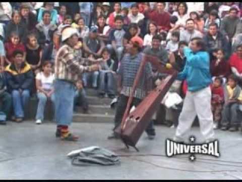 EL Cholo Cirilo Asustando al Choro jaja