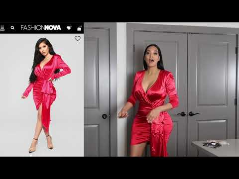 Xxx Mp4 FASHION NOVA HOLIDAY HAUL 3gp Sex