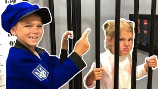 Fun Pretend Play Professions for Kids Story in the Children