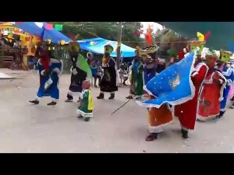 Ayutla de los libres Danza de los chinelos