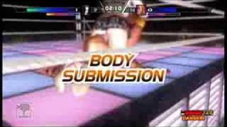 Rumble Roses XX (Xbox360) Reversal of Humiliation Move