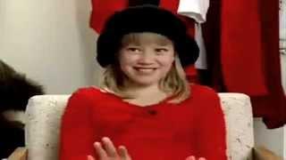 Hilary Duff - Making Of Casper Meets Wendy Movie 1998 - HD