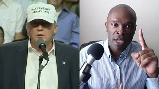 """Donald Trump Asks Black Voters """"What The Hell Do You Have To Lose?"""" REACTION From A Black Guy"""