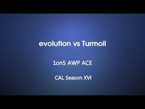 CAL Season XVI - evolution vs Turmoil