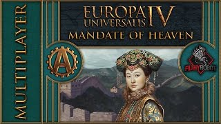 [EU4][MP] Mandate of Heaven Multiplayer Part 18 - Europa Universalis 4 Lets Play