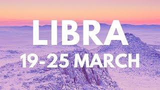Libra A Light Shines! 19-25 March 2018 Weekly Katy Tarot Reading