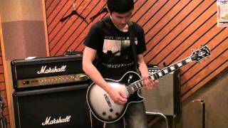 A Perfect Circle - Judith guitar cover (Billy