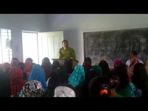 Quran Distribution at Shondoh Maddhomik School, Kustia (Part 1)
