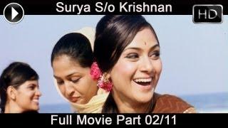 Surya Son of Krishnan Telugu Movie Part 02/11    Suriya, Sameera Reddy, Simran, Ramya