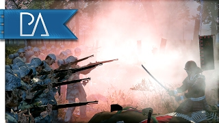 Bloody Battle for Japan: Imperial Conquest - Shogun 2 Total War: Fall of the Samurai Gameplay