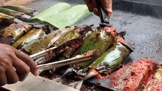 Lebuh AmpangDraws The Crowd With Malacca Ikan Bakar