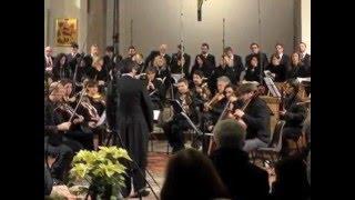 G. F. Handel MESSIAH - Let us break their bonds asunder-CORO RICERCARE ENSEMBLE
