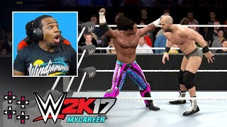 The World's Most RIDICULOUS Powerbomb! - WWE 2K17 MyCareer #43