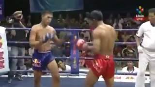 PNN Boxing Khim Dima Vs  Thai  September 11,2016